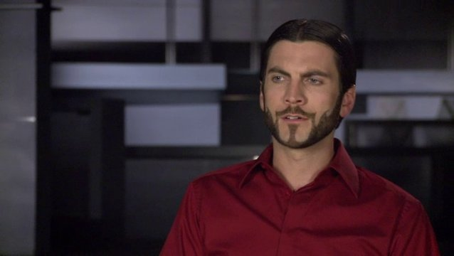 WES BENTLEY -Seneca- über seine Rolle - OV-Interview Poster