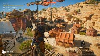 Assassin's Creed - Origins: Gameplay-Szenen aus Ägypten