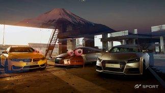 Gran Turismo Sport - Gameplay-Video