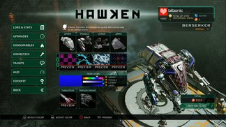 HAWKEN - E3 2016 Official Announce Trailer | PS4