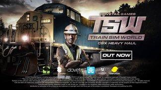 Train Sim World - CSX Heavy Haul: Out Now - Launch-Trailer