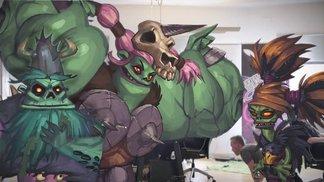 Vote to Play - Zombie Vikings