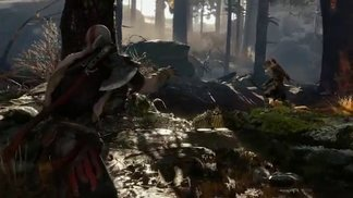God of War - Gameplay-Video von der E3 2016