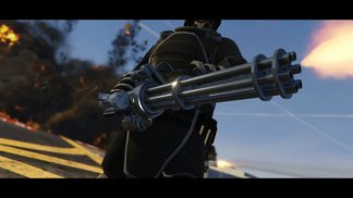 Trailer zu GTA Online: Gunrunning