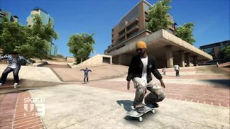 Skate 3 Launch Trailer