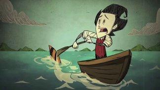 Don't Starve - Shipwrecked: Ankündigungstrailer