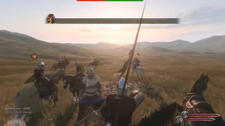 Mount & Blade 2: Bannerlord - Cavalry Sergeant Gameplay - E3 2017