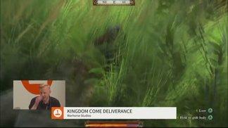 Kingdom Come: Deliverance - Warhorse Studios im Gespräch auf der gamescom 2016