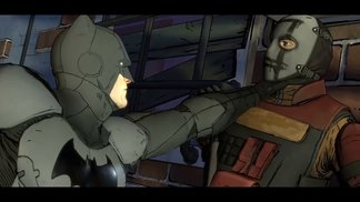 Batman - The Telltale Series - Episode 3: New World Order-Trailer