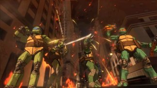 Teenage Mutant Ninja Turtle - Mutants in Manhattan Announce Trailer