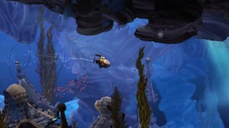 Song of the Deep - Reveal Trailer   PS4