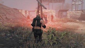 Metal Gear Survive - Gameplay-Trailer von der TGS 2017
