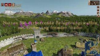 Grand Ages  Medieval - Siege & Conquest Update Trailer (Deutsch)