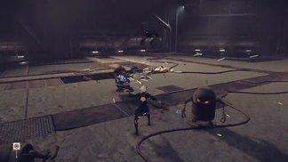 Nier - Automata trifft auf Final Fantasy 15
