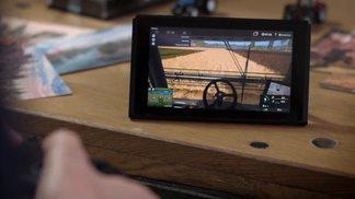Landwirtschafts-Simulator 17: Switch Edition - Reveal Trailer
