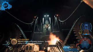 Space Hulk  Deathwing - Gameplay First Look