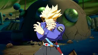 Dragon Ball FighterZ: Trunks - Reveal Trailer