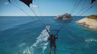Parasailing - Just Cause 3