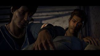 The Walking Dead - A New Frontier: Geschichte von Javier
