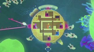 Lovers in a Dangerous Spacetime - Release Trailer   PS4