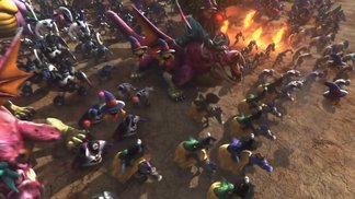 Dragon Quest Heroes 2 - Announcement Trailer
