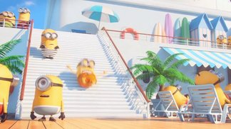 Meet Phil in the Minions Paradise