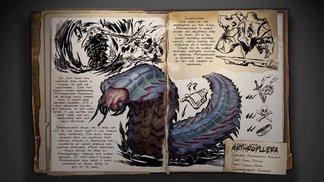 Megapithecus Boss Arena, and Spotlight  - Lystrosaurus, Sabertooth Salmon, and Arthropluera!