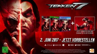 Tekken 7 - No Glory for Heroes (Story Trailer)