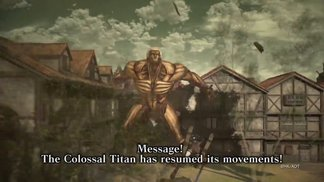 Attack on Titan - Wings of Freedom - Launch Trailer