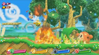 Kirby for Nintendo Switch - E3-Trailer
