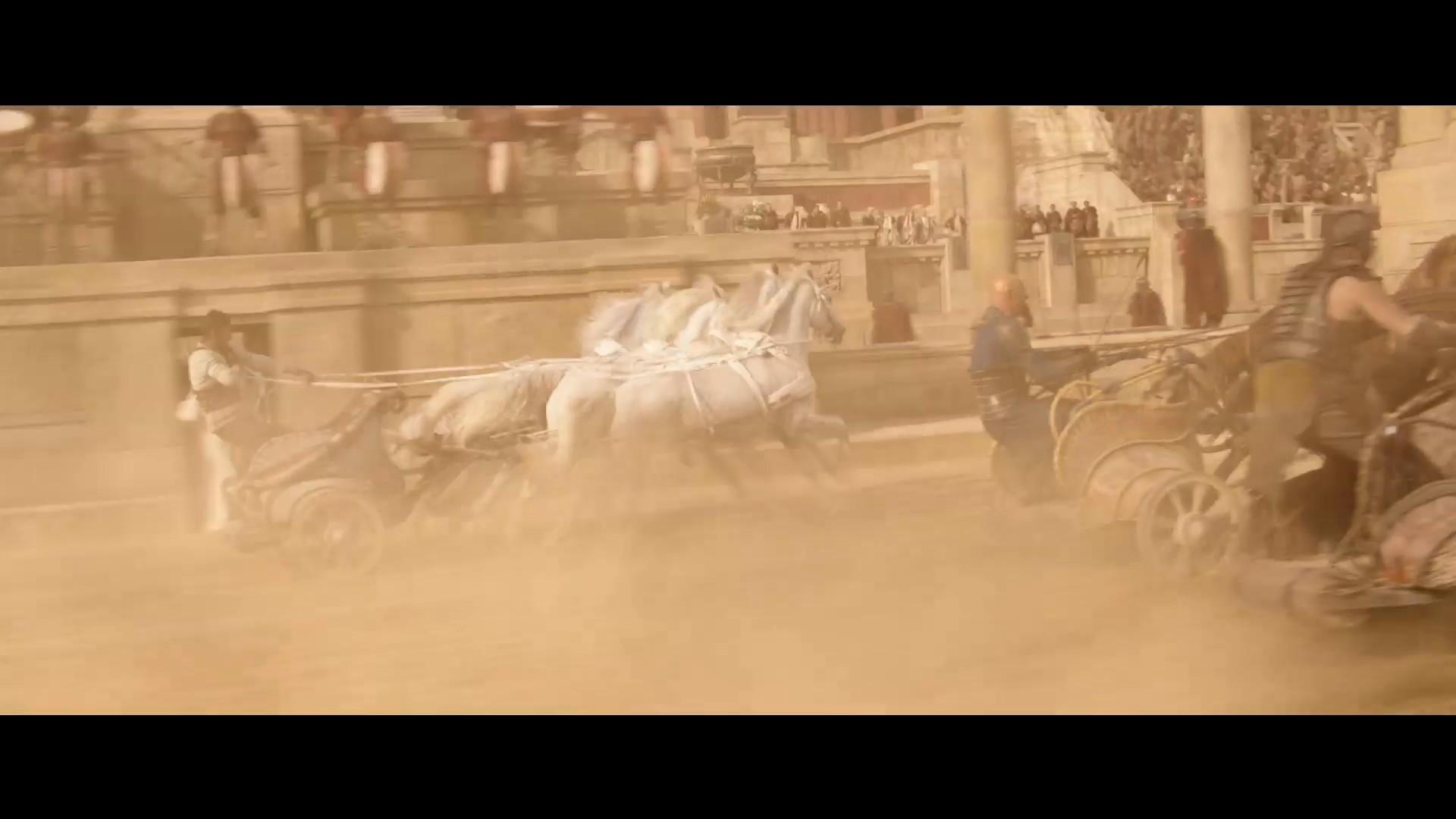 Ben Hur Trailer