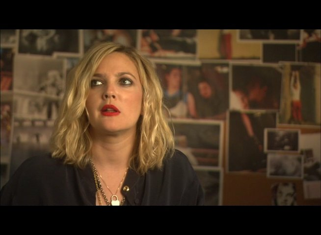 DREW BARRYMORE - Regisseurin - Smashley Simpson - über ihre Motivation diesen Film zu drehen - OV-Interview Poster