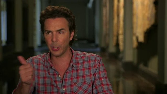 Shawn Levy über Improvisation und Komödie - OV-Interview Poster