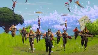 "Fortnite - Battle Royale: ""50 gegen 50""-Trailer"