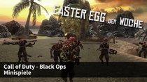 Easter Egg der Woche #4: Minispiele in Call of Duty - Black Ops