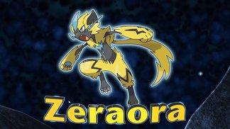 Vorstellung von Zeraora