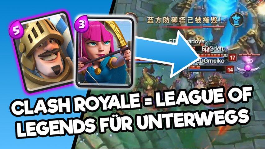 trick clash royale hack
