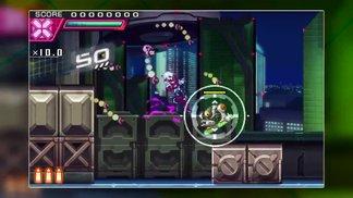 [3DS] Azure Striker Gunvolt 2 Trailer