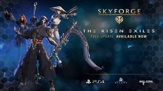 Skyforge PS4 - The Risen Exiles Release Trailer