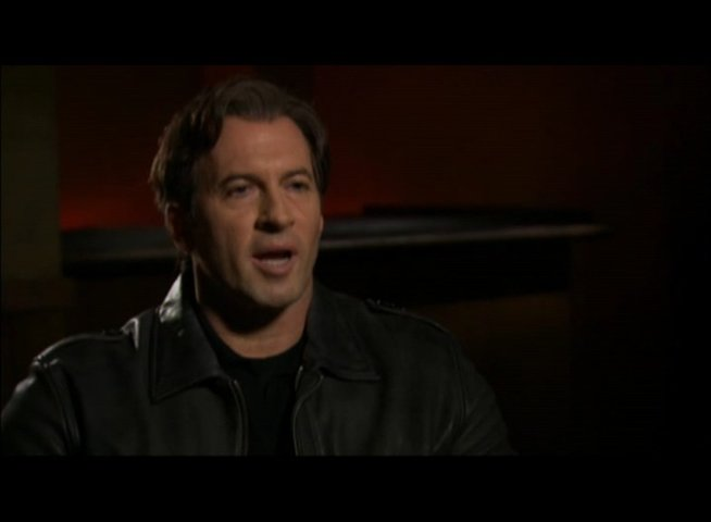 Interview mit Scott Patterson (Agent Strahm) - OV-Interview Poster