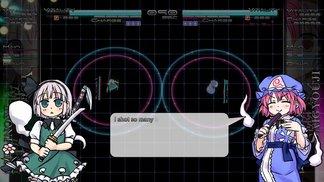 Touhou Genso Rondo - Bullet Ballet: System Trailer