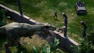 Jurassic World Evolution:  Ankündigungs-Trailer