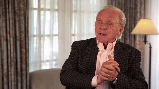 Anthony Hopkins - Methuselah - warum Noah zu Methuselah kommt - OV-Interview Poster