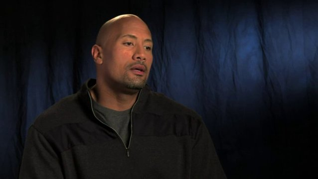 Dwayne Johnson über seinen Filmsohn Jason - OV-Interview Poster