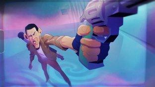 Barack Fu: The Adventures of Dirty Barry - Bonusspiel - Gameplay
