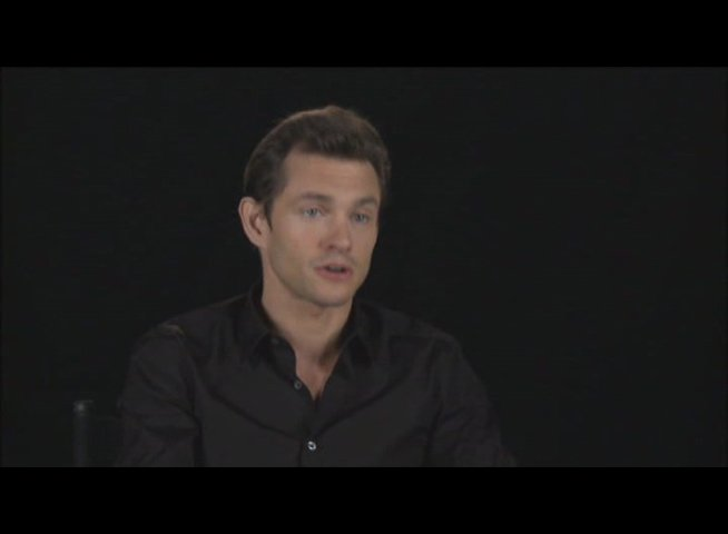 Hugh Dancy über den Film - OV-Interview Poster