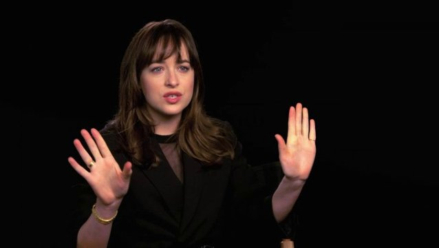 Dakota Johnson über den Kern des Films - OV-Interview Poster