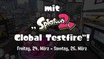 """Splatoon 2 - Die """"Global Testfire Demo"""" startet"""