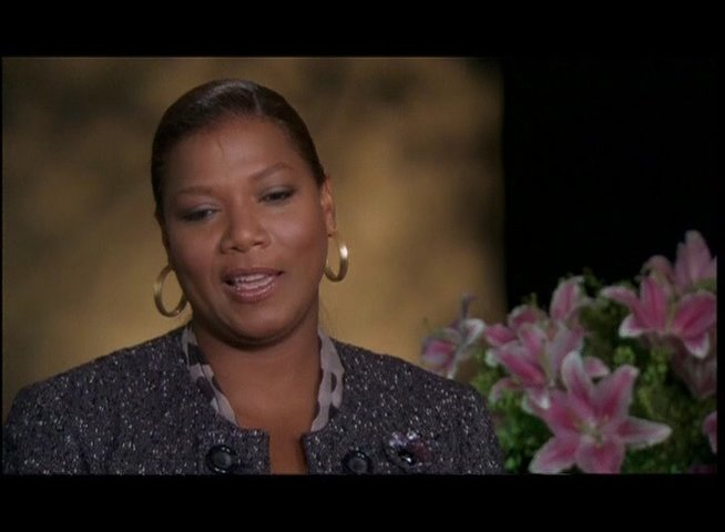 Queen Latifah - Erin Patusi - OV-Interview Poster