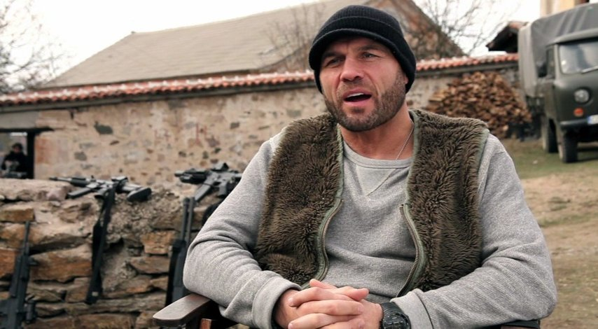 Randy Couture -Toll Road- über den Grund, warum das Publikum The Expendables liebt - OV-Interview Poster